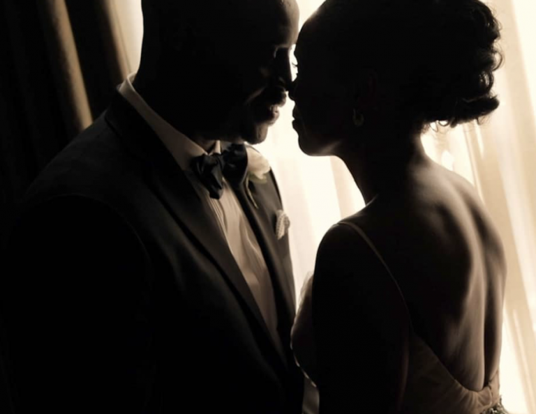 Kevonne and David's Wedding at Meridian House in Washington D.C.