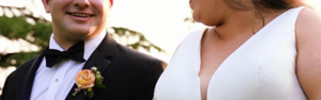 Ellen and Joseph's Belmont Manor Wedding