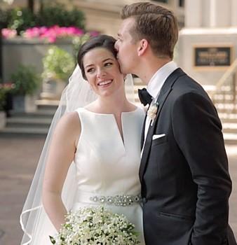 Taylor and John's Wedding at the Willard
