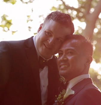 Alan and Ian's Brittland Estates Wedding