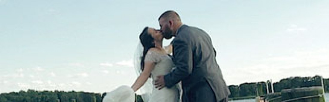 Amy and Drew's Wedding at Brittland Estates