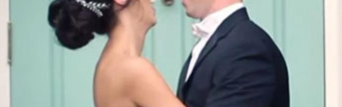 Andrea and Clint's Stone Manor Wedding