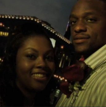 CHENISE AND EJ HENDERSON