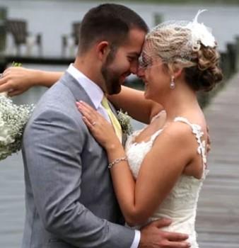 Kate and Joe's Wedding at the Kent Manor Inn