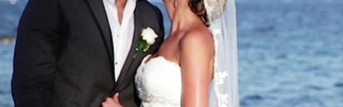 Katie and Scott's Mexico Wedding