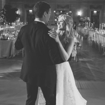 Kristina and Matthew's DC Wedding at the Mellon
