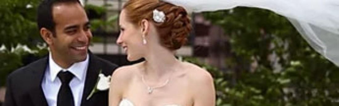 Lauren and Aaron's Wedding at the Key Bridge Marriott