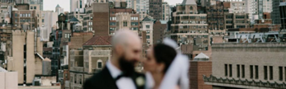 Megan and David's New York City Wedding